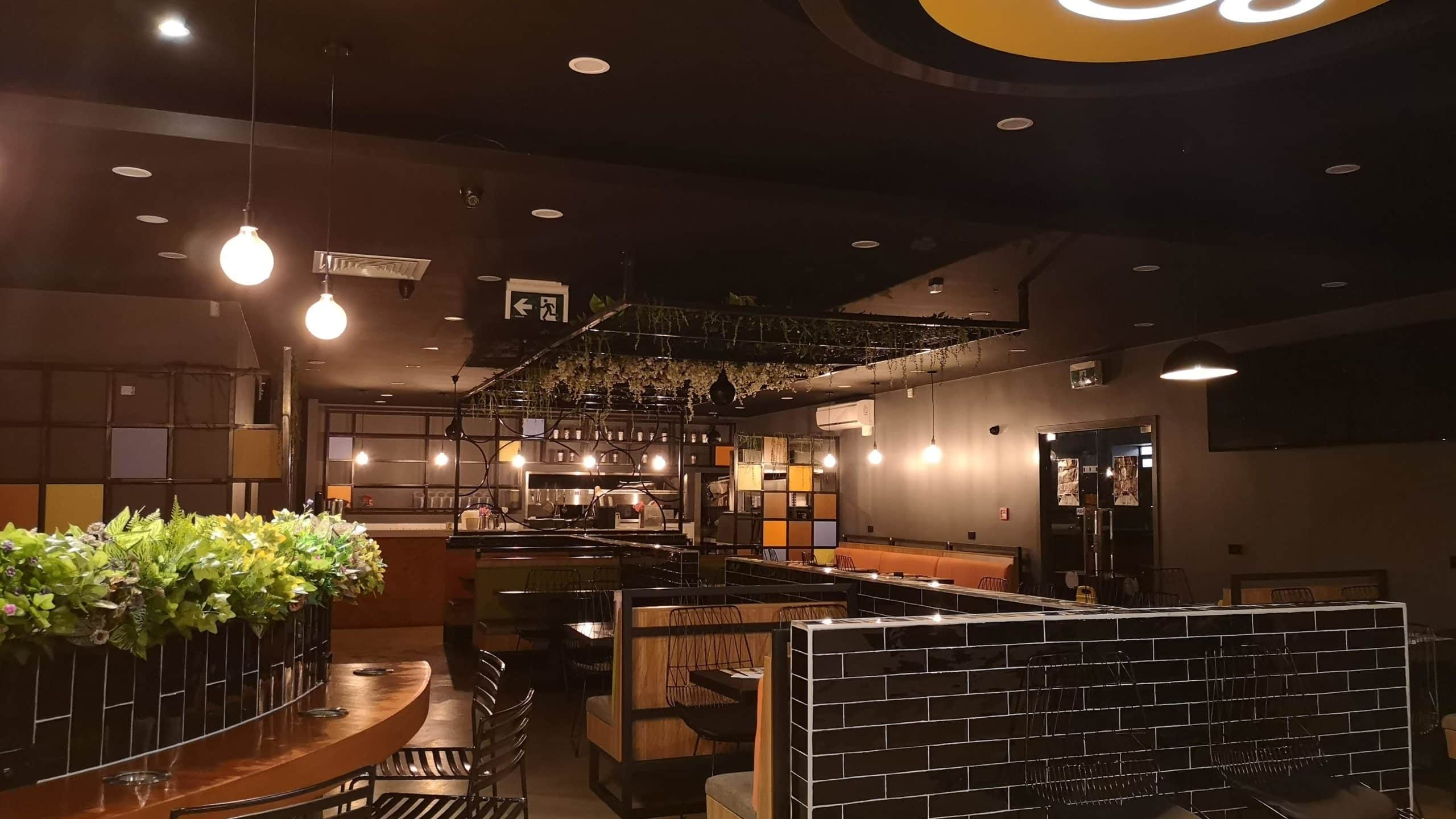 Momotea cafe fitout Fire Engineering, Howick