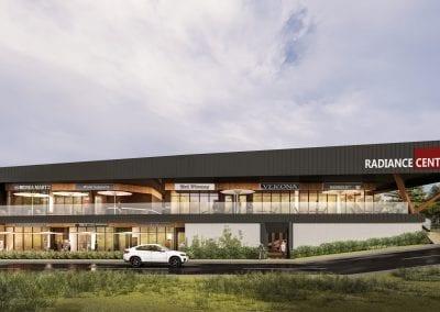 Radiance Centre, Commercial Development