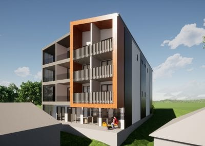 Apartment Development, Sunnyfield Crescent
